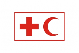 IFRC delivers humanitarian aid to displaced people