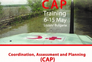 Global Coordination Training Course for Disaster Preparedness