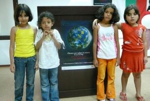Summer camp for children-refugees