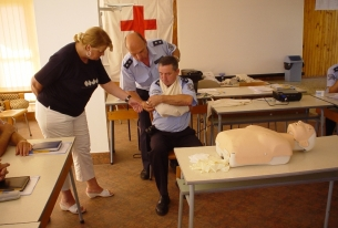 First Aid Public Lesson for Trainers