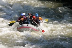 White Water Training