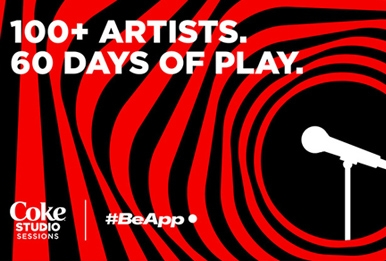 #BeApp Partners with Coca-Cola to Launch Coke Studio Sessions